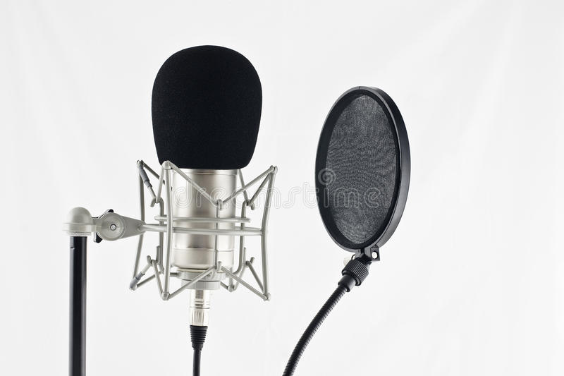 Download Recording stock photo. Image of hanging, broadcasting - 26506948