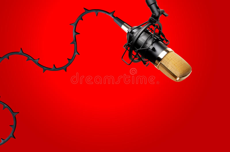16 883 Recording Studio Microphone Photos Free Royalty Free Stock Photos From Dreamstime