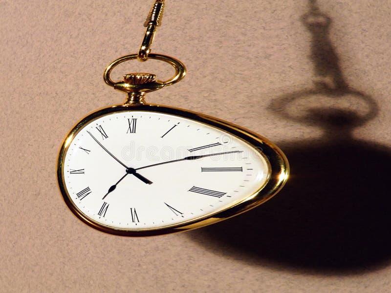 Recorrido del tiempo foto de archivo libre de regalías