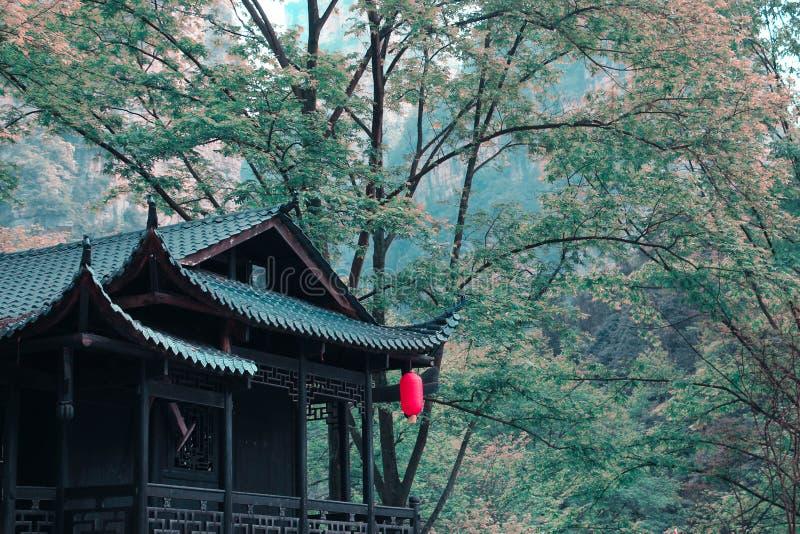 Recorrido en China imagen de archivo