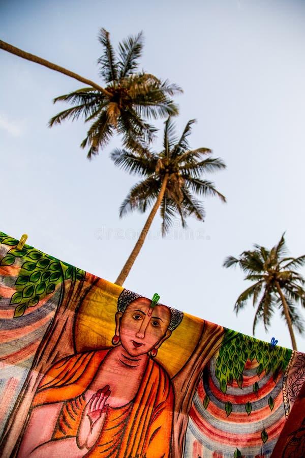 Recorrido en la India foto de archivo