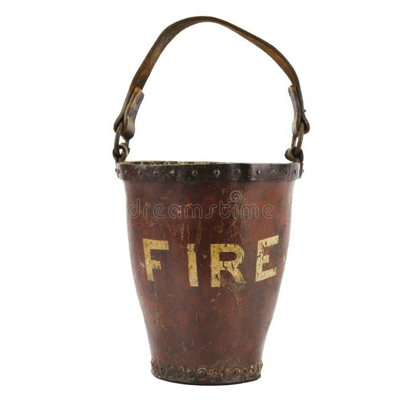Recorte antiguo del compartimiento de fuego foto de archivo libre de regalías