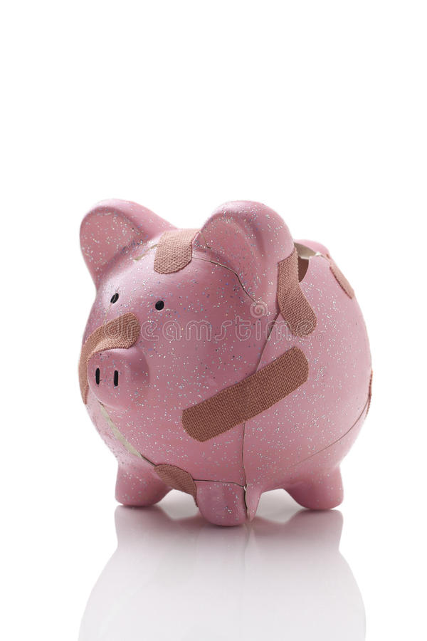 Download Recovering finances stock photo. Image of illness, broken - 23692336
