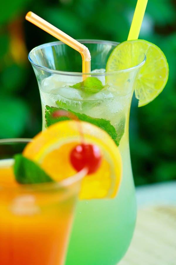 Recreatieve drank stock fotografie