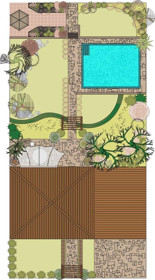 Download Recreation Areas For The Garden Stock Photos - Image: 23460893
