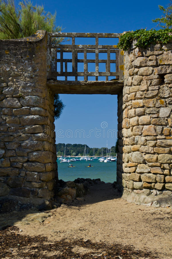 Download Recreation entrance stock image. Image of holiday, french - 21353987