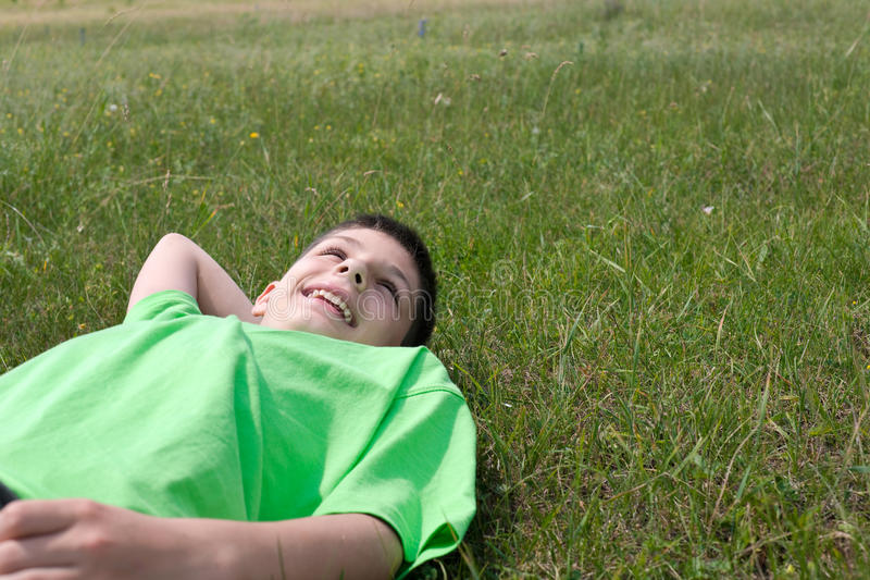 Download Recreation In The Summer Field Stock Photo - Image: 14857974