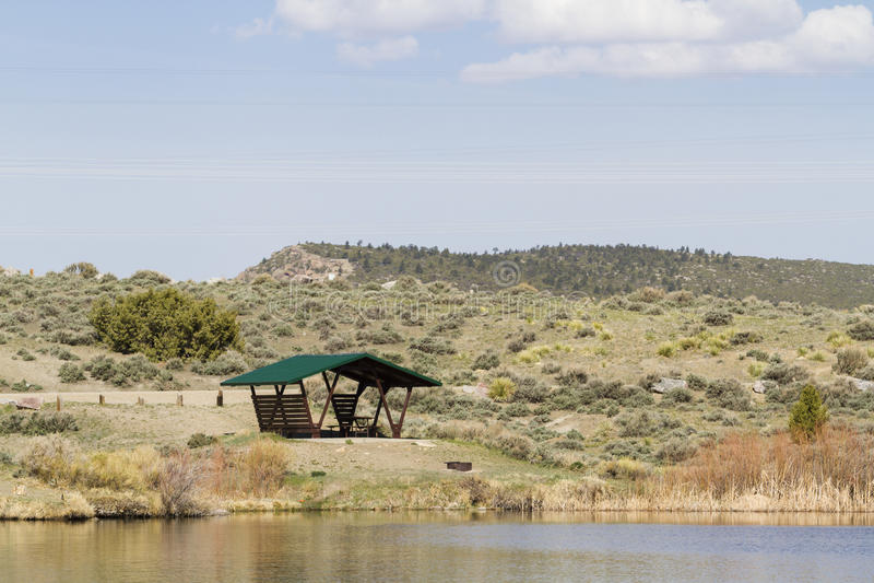 Recreational park royalty free stock photos