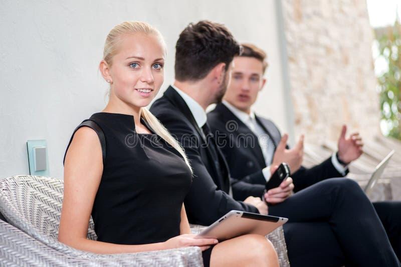 Recrutement Trois Candidats Pour Le Travail Dans La Sance De