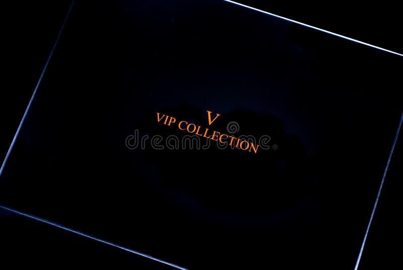 Rectángulo de la colección del Vip ilustración del vector