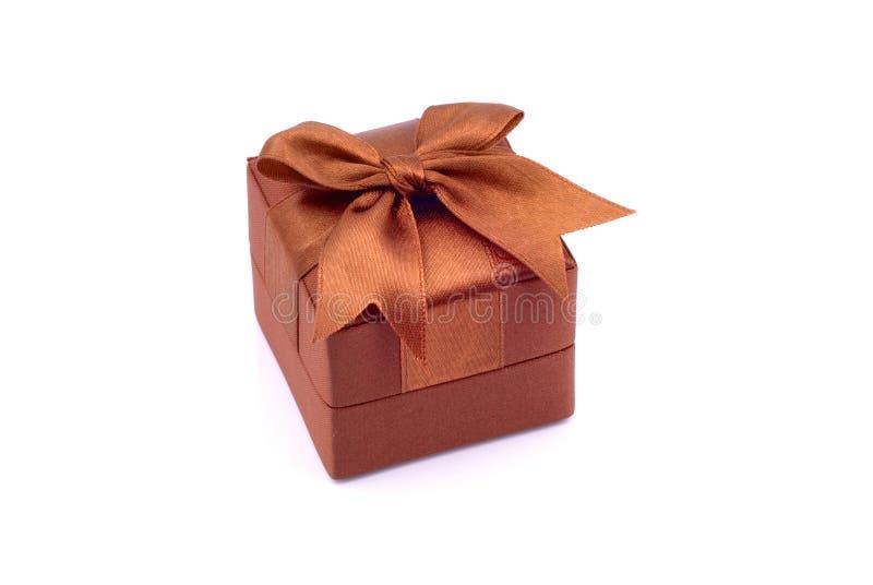 Rectángulo de regalo foto de archivo