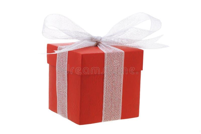 Download Rectángulo de regalo rojo foto de archivo. Imagen de cumpleaños - 7151904