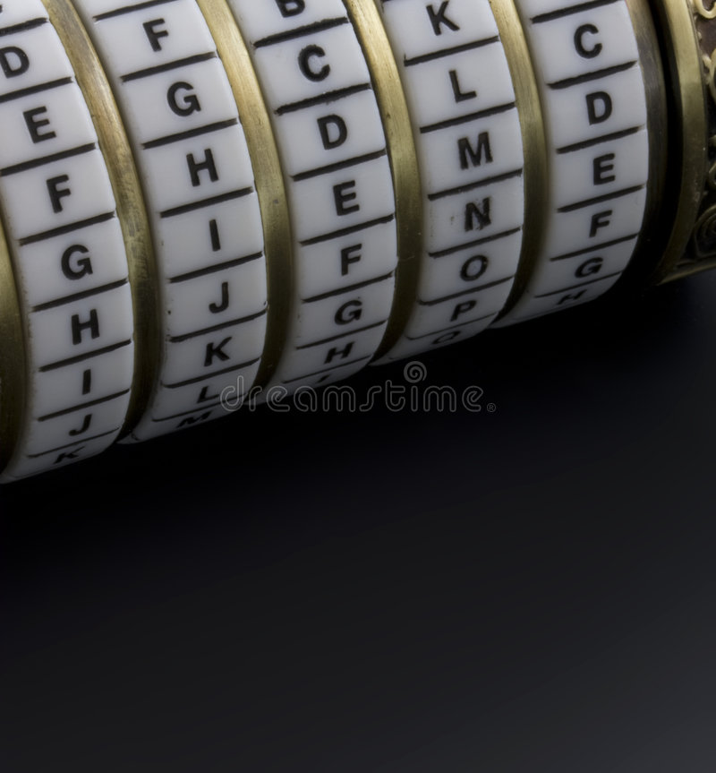 Rectángulo del rompecabezas de la combinación fotos de archivo