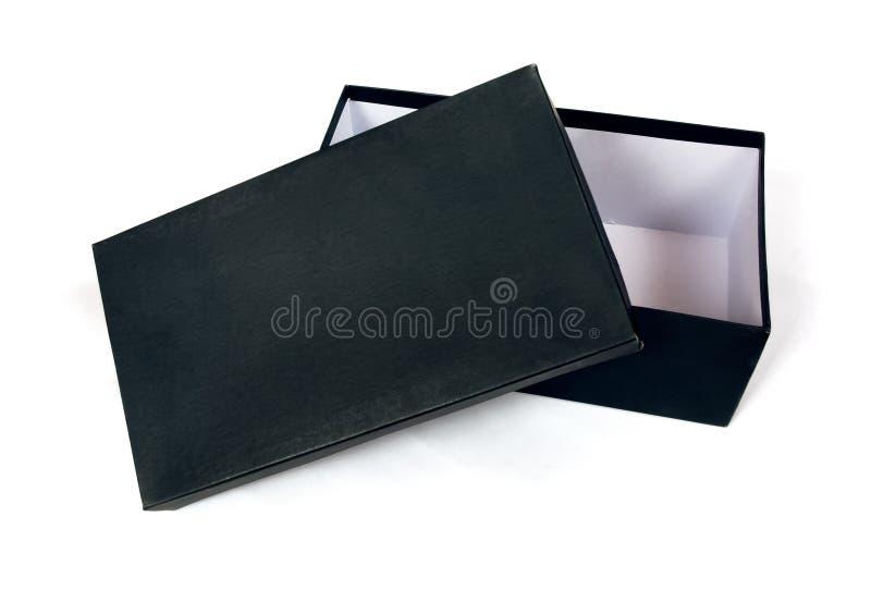 Rectángulo negro imagen de archivo libre de regalías
