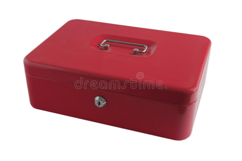 Rectángulo rojo fotos de archivo libres de regalías