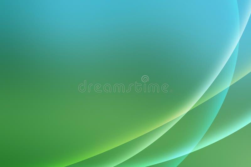 Rectángulos azules 2 ilustración del vector