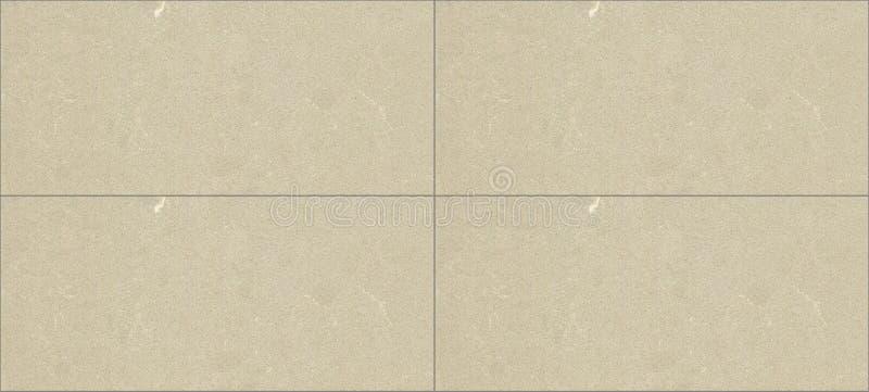 Rectangle seamless beige quartz ceramic mosaic tile texture background. Rectangle seamless beige quartz ceramic mosaic tile texture stone background stock photo