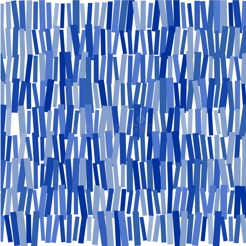 Rectangles bleu ciel : image abstraite photo stock