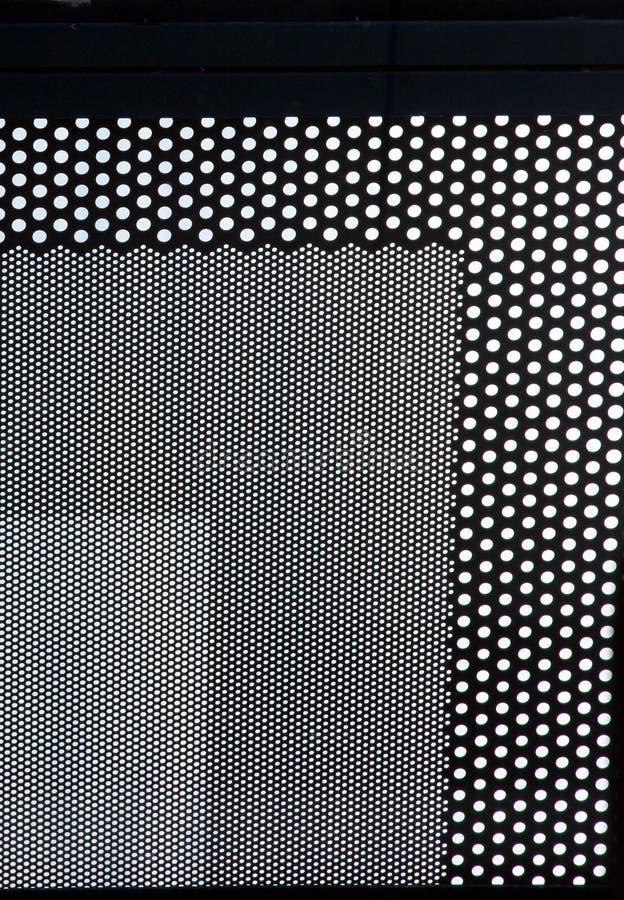 Rectangular Design Detail Stock Photography