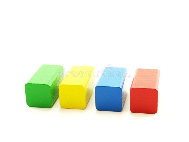 Download Rectangular Wooden Shaped Pieces Stock Photo - Image: 26797258