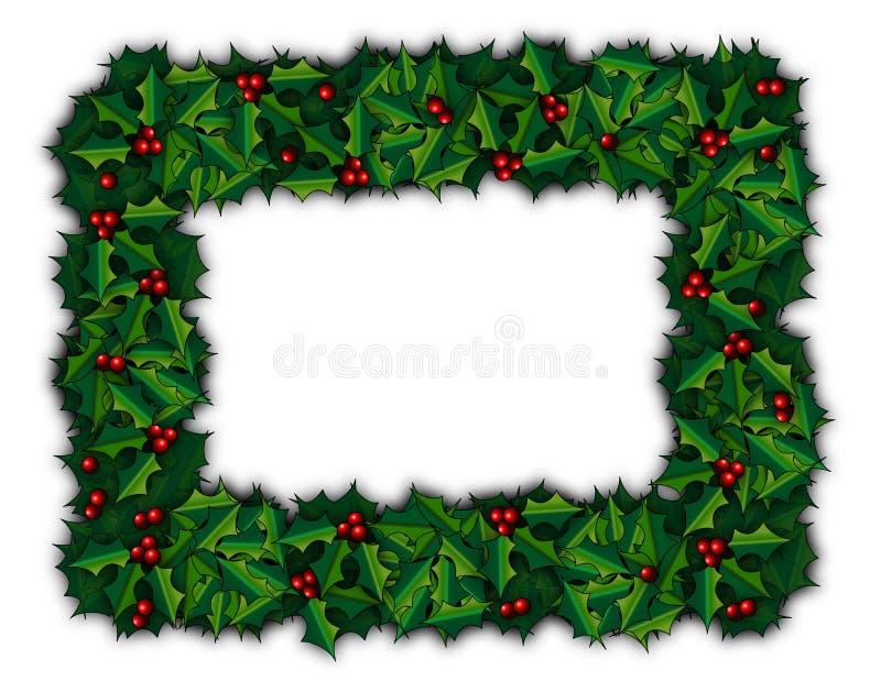 Rectangular_wreath.jpg vector illustratie