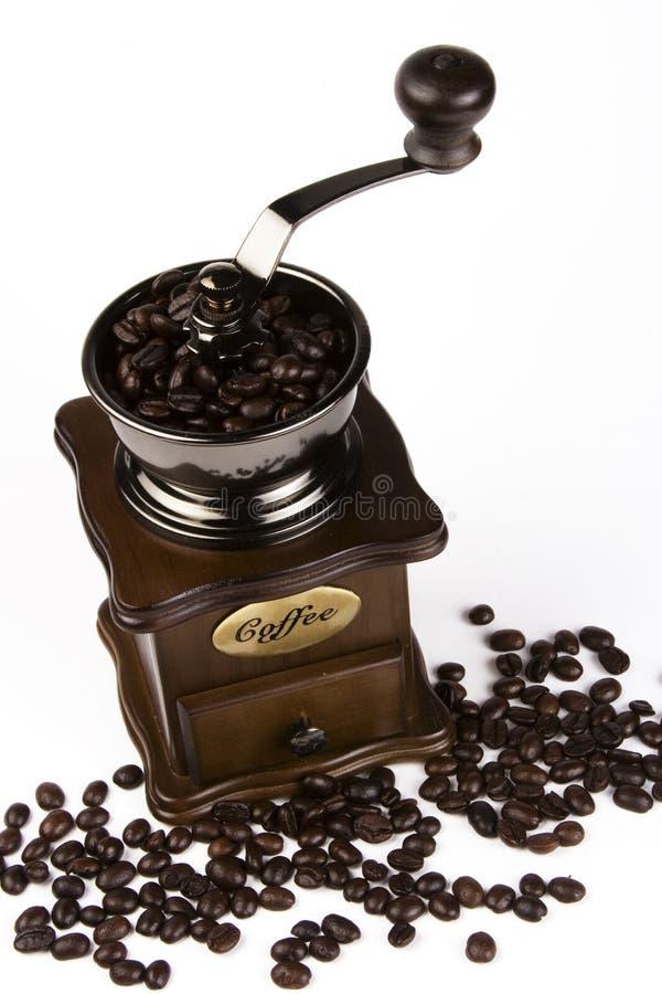 Download Rectifieuse de café photo stock. Image du meulage, brun - 2126820