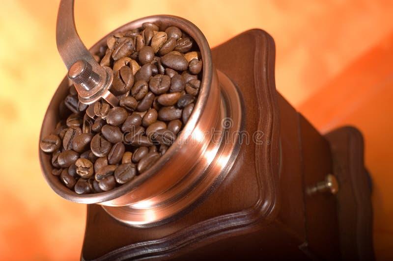 Rectifieuse de café image libre de droits