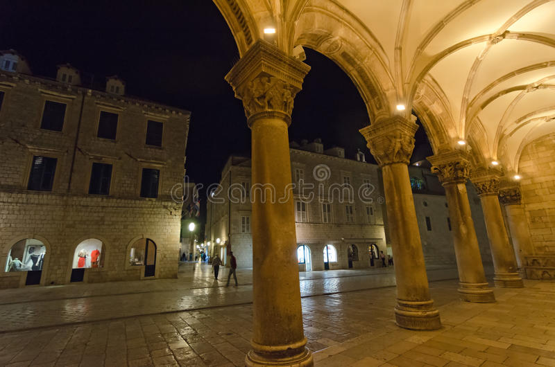 The Rector s Palace In Dubrovnik, Croatia