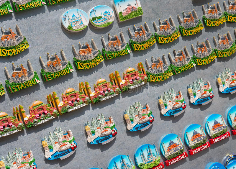 Download Recuerdos de Estambul imagen de archivo. Imagen de collage - 41905023