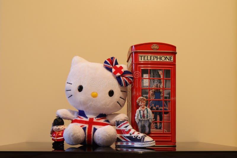 Recuerdos de Inglaterra foto de archivo libre de regalías