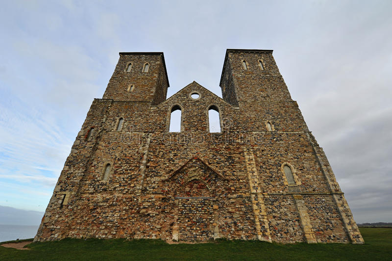 Download Reculver Stock Image - Image: 13203741