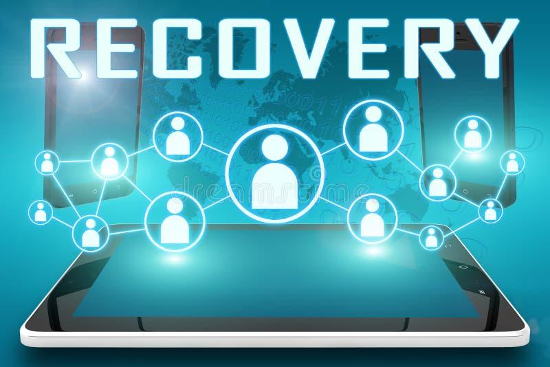 recuperación stock de ilustración