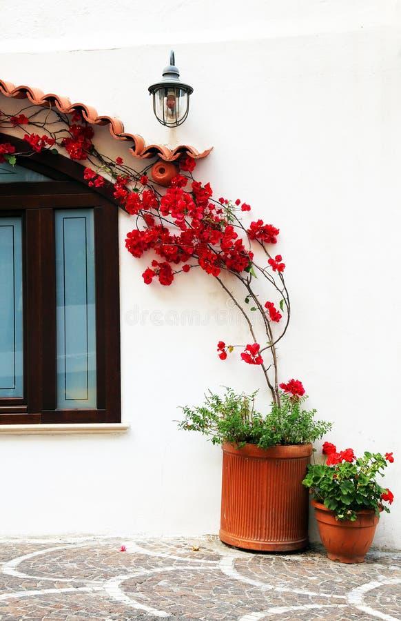 Recurso de Amalfi, Campania, Itália imagem de stock