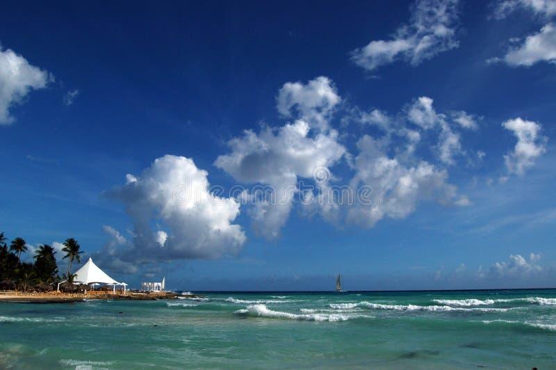 Recurso de Caraibi fotos de stock