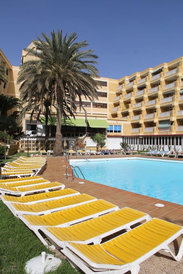 Recurso de Gran Canaria imagens de stock royalty free