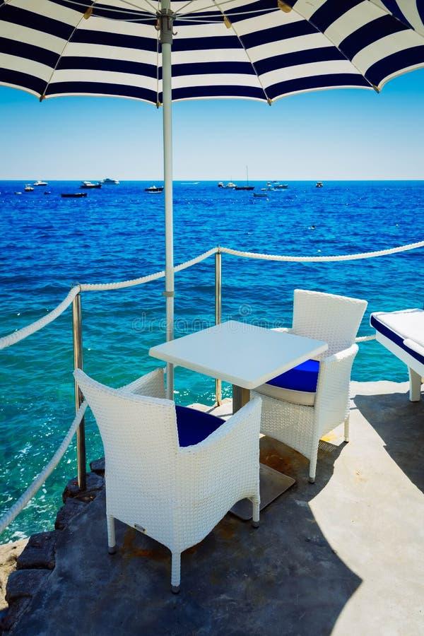 Recurso de Positano, Itália imagens de stock royalty free