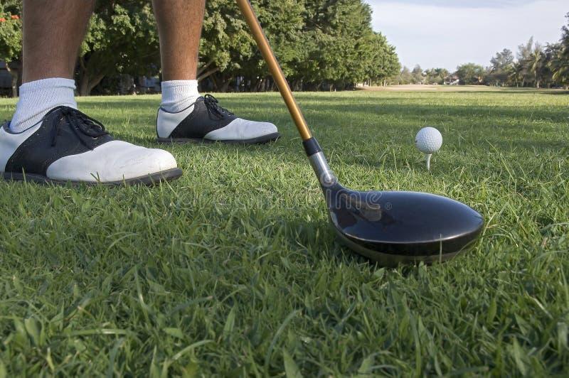 Recurso do golfe fotos de stock royalty free