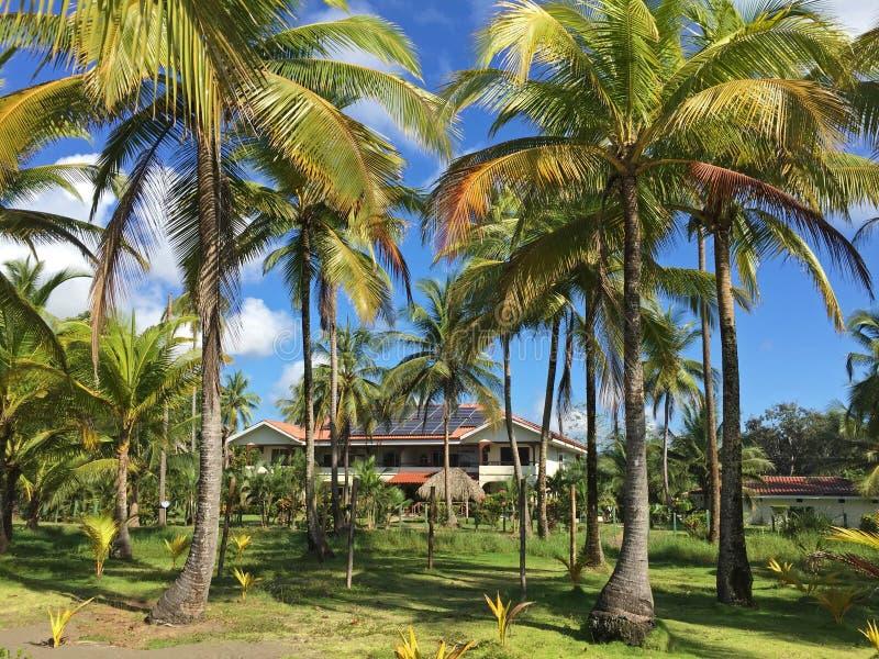 Recurso em Costa Rica imagens de stock royalty free