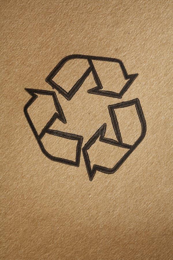 Recyclable image libre de droits
