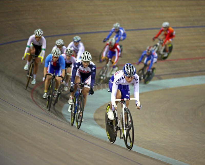 Recyclage de classiques de coupe du monde d'UCI photos stock
