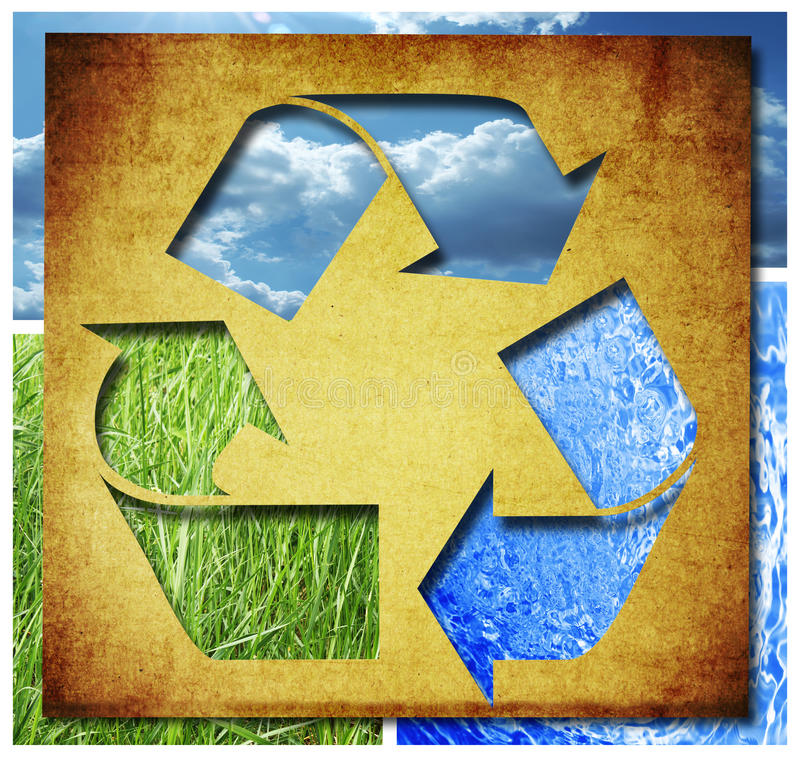 Download Recycle Royalty Free Stock Image - Image: 25579176