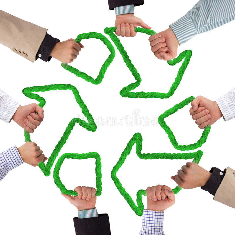 Download Recycle stock photo. Image of isolated, hold, clean, ecology - 26687260