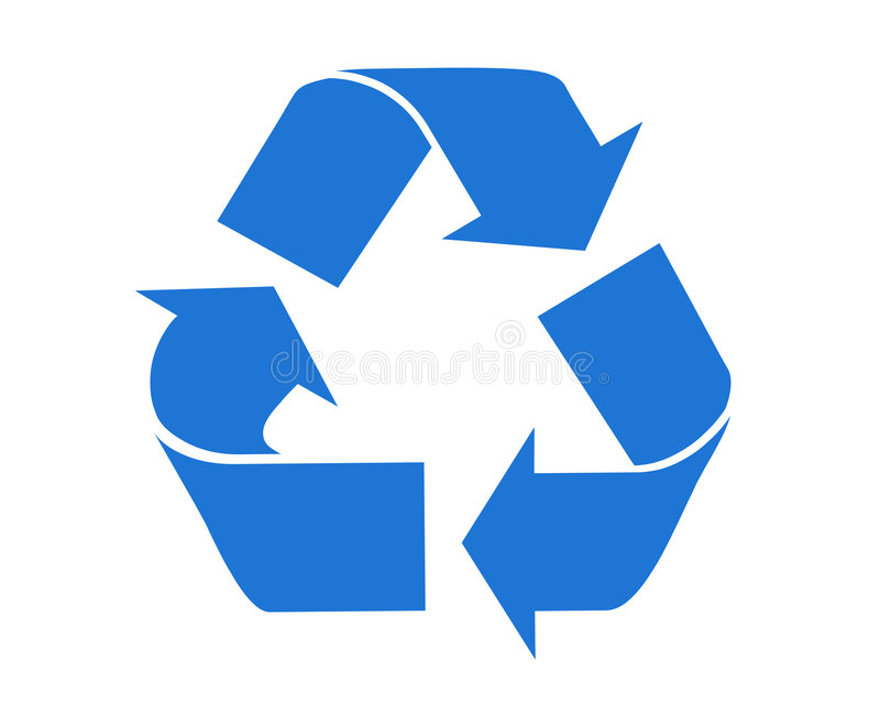 Recycle royalty free illustration