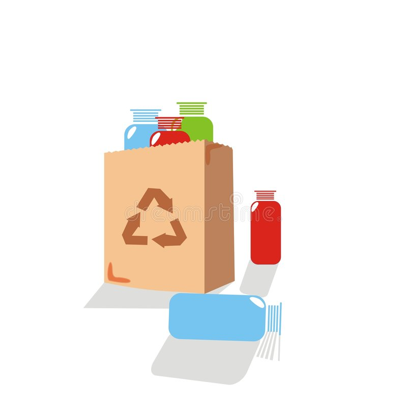 Download Recycle stock vector. Image of resource, environment, process - 6263451