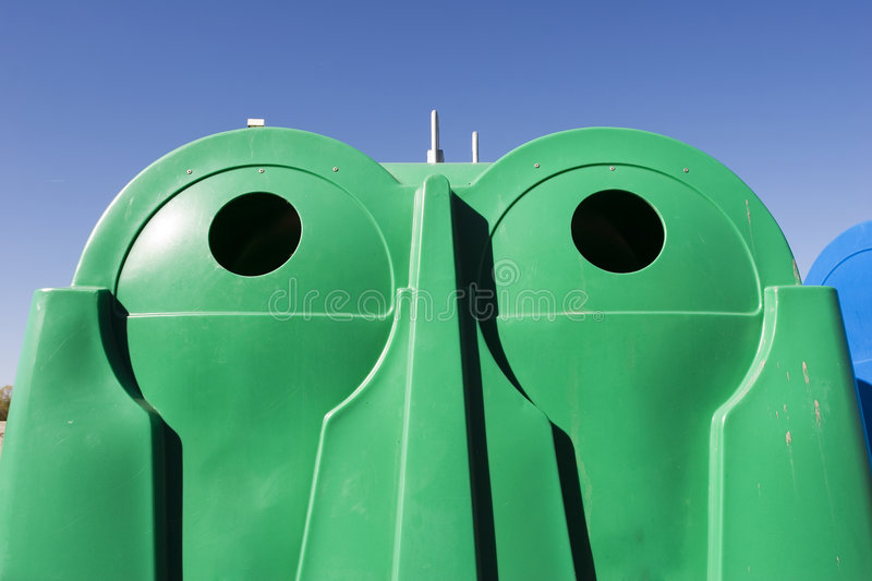 Download Recycle bin stock photo. Image of junk, plastic, earth - 3551872