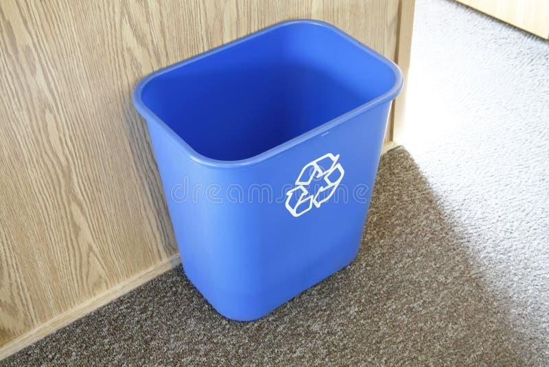 Recycle bin royalty free stock photos