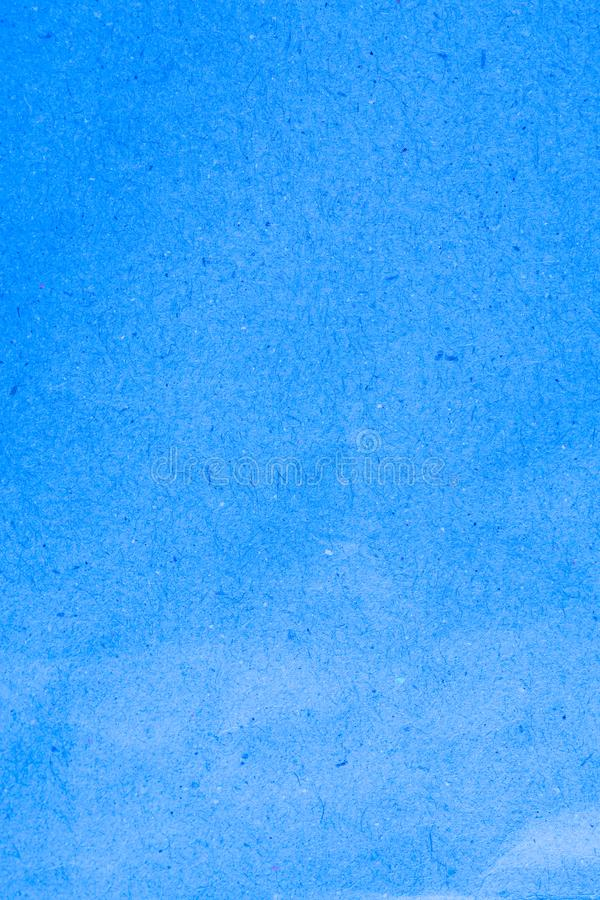 Recycle blue paper background royalty free stock image