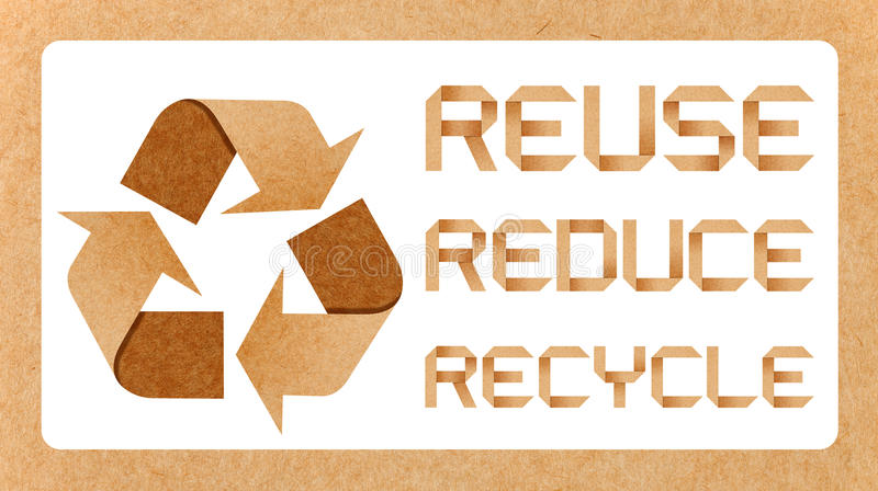 Download Recycle Logo With Recycle Concept Stock Illustration - Image: 21159630