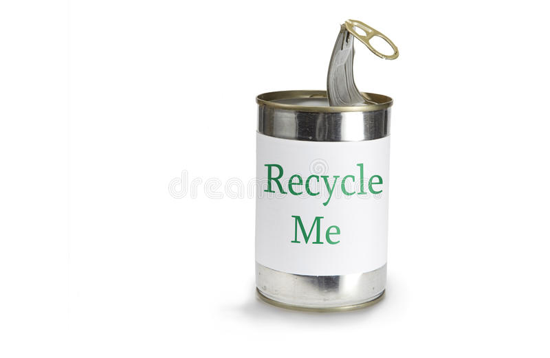 Download Recycle me tekst stock image. Image of cylinder, shot - 12901907
