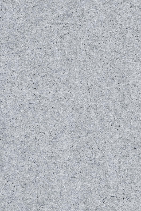 Recycle Paper Light Powder Grayish Blue Extra Coarse Grain Grunge Texture Sample. Photograph of light Powder Blue recycle paper, extra coarse grain, grunge royalty free stock photography